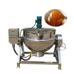 commercial-Steam-heating-caramel-jacketed-kettle-electric