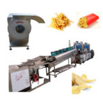 Automatic-potato-chips-making-line-fried-potato